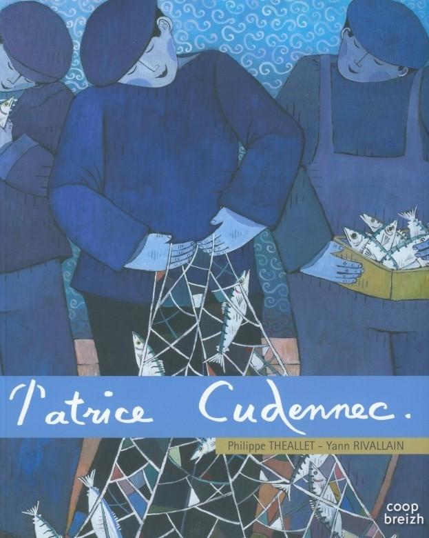 PDT-2018-Patrice Cudennec-Artiste breton-Livre-Les Papotis de Thalie