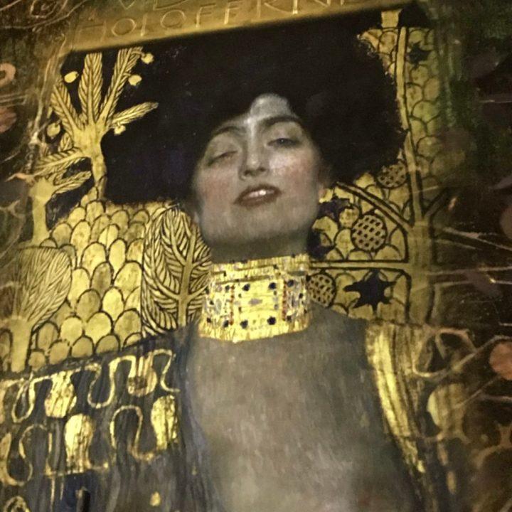 PDT-2018-Gustav Klimt-Atelier des Lumières-Judith-Les Papotis de Thalie