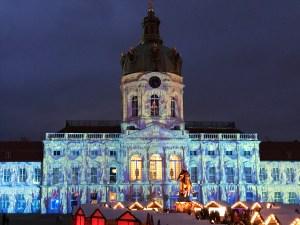 PDT-2018-Berlin-Château de Charlottenbourg-Facade illuminée-Les Papotis de Thalie
