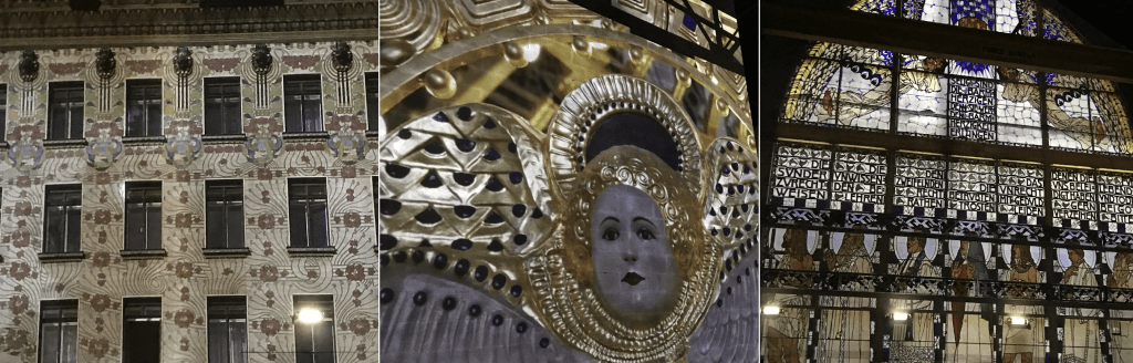 PDT-2018-Gustav Klimt-Atelier des Lumieres-Vienne Imperiale-Les Papotis de Thalie