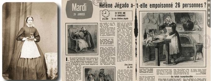 Hélène Jégado. Minutes du procès