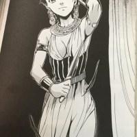 Reine d'Egypte T1 de CHIE INUDOH