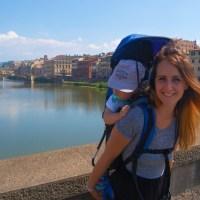 Florence avec des mioches (c'est possible) - épisode #1
