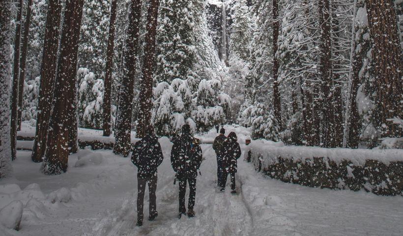 Dix astuce pour éviter le froid en randonnée (c) Casey Horner [Unsplash]