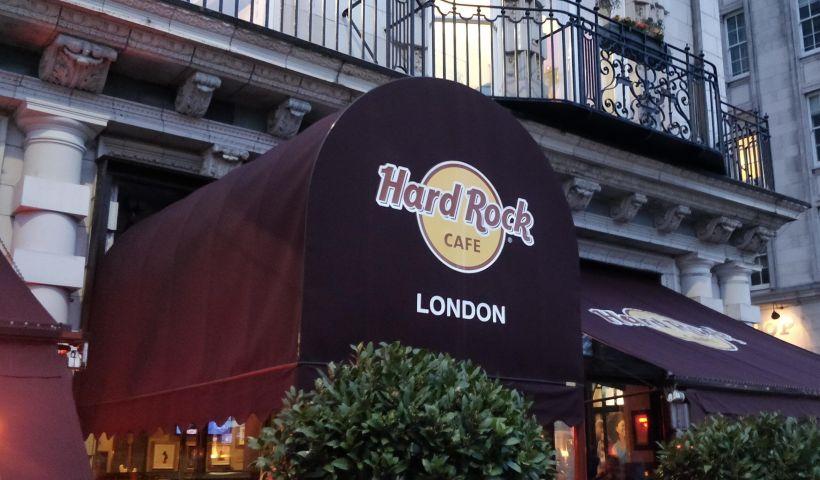 Le trésor du Hard Rock Cafe de Londres (c) Wiki Commons