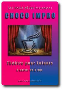spectacles impro théâtre jeune public