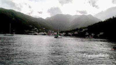 La Soufrière-Sainte-Lucie