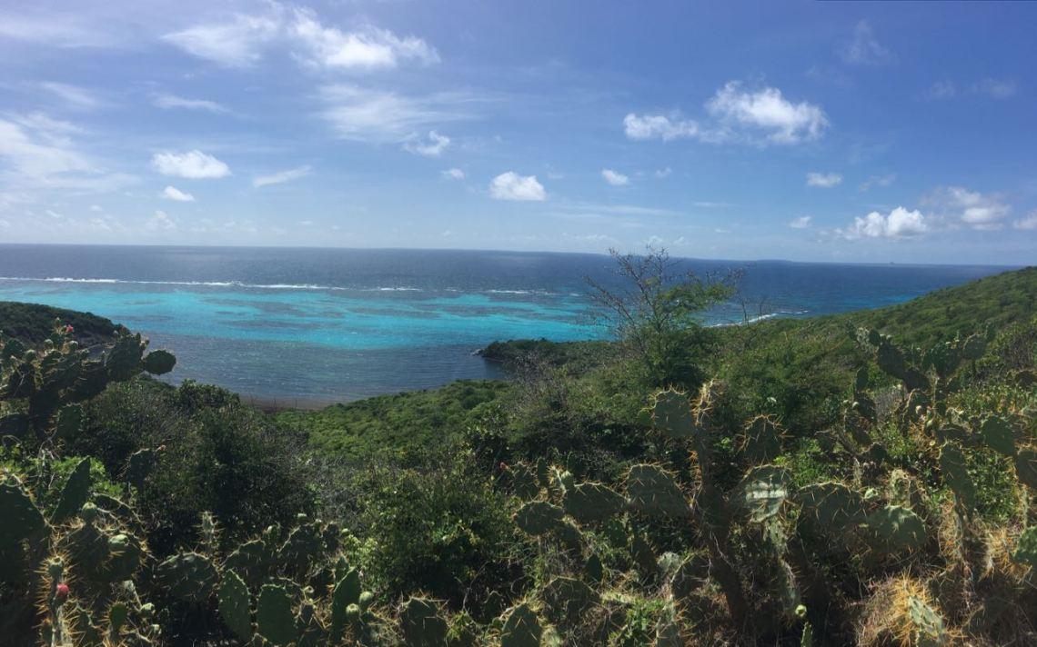 Barrière de corail Canouan