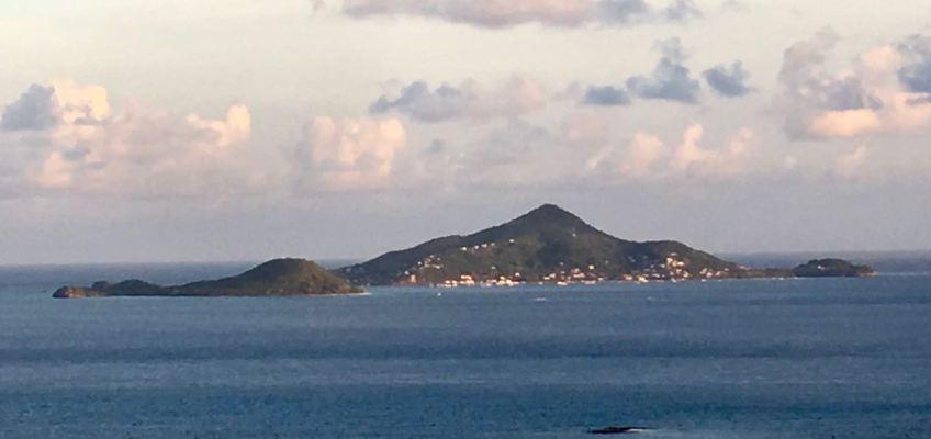 Pt St-Vincent et Petite Martinique