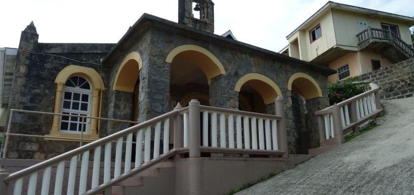 Eglise catholique de Canouan