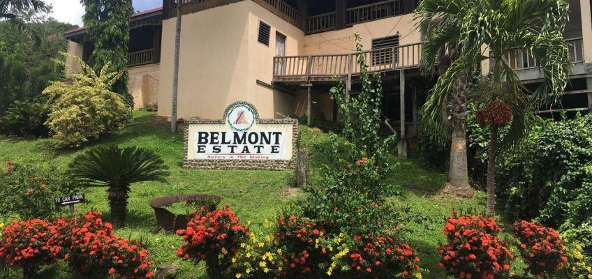 Domaine de Belmont - St Patrick - Grenade
