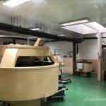 Salle de transformation des fèves