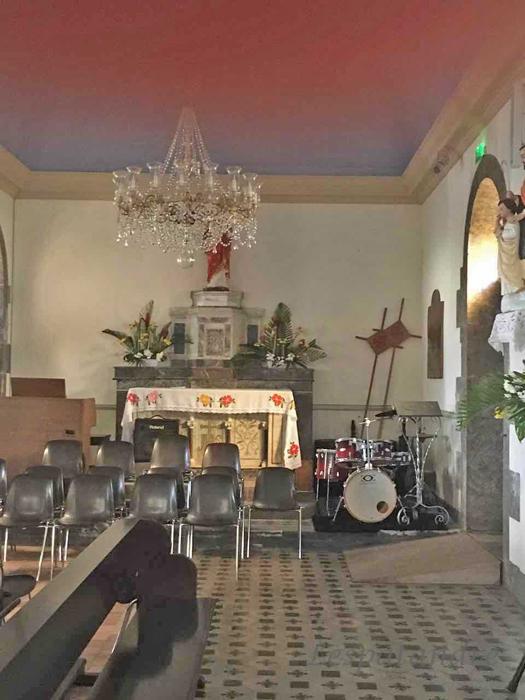Anse d'Arlet son Eglise orchestre