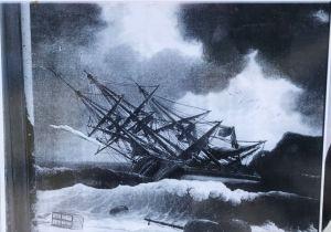 Cap 110 Navire naufrage