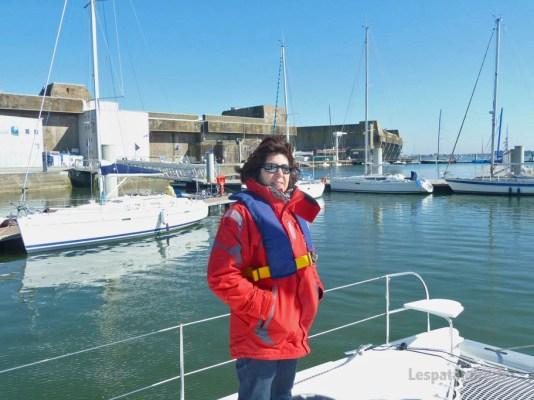 Equipage Patandre sur Iroise à Lorient