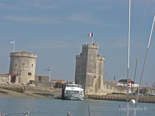 Formation initiation voile par Macif à la Rochelle