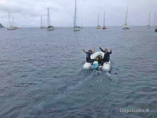 Plongée avec Olivier à Grande Anse