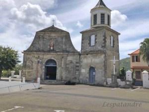 Eglise Saint Etienne du Marin