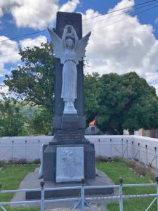 Monuments aux Morts du Marin