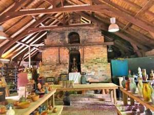 Le village de la poterie