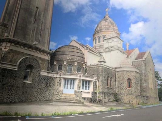 Eglise du Sacré-Coeur de Balata 003