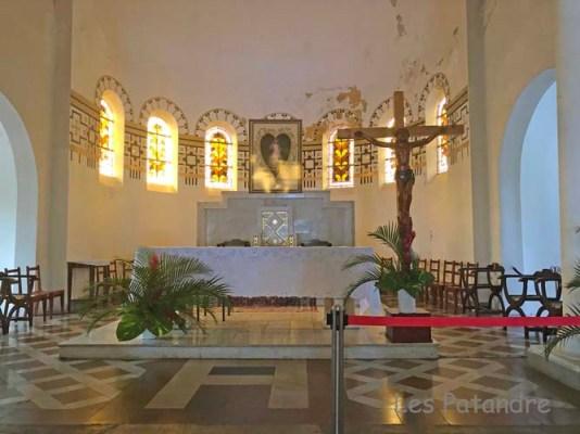 Eglise du Sacré-Coeur de Balata 012