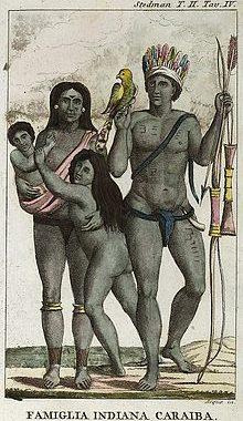 Famille Caraibes