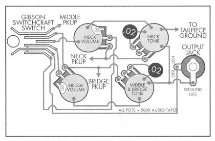 les paul wiring diagrams les image wiring diagram les paul pickup wiring diagram les auto wiring diagram schematic on les paul wiring diagrams
