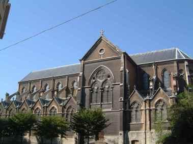 Eglise Saint-Bernard aujourd'hui