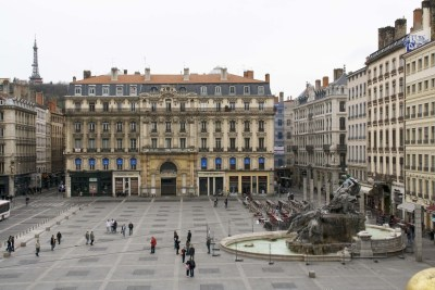 Fontaine Bartholdi aujourdhui