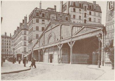 La Gare basse de la Ficelle, rue Terme