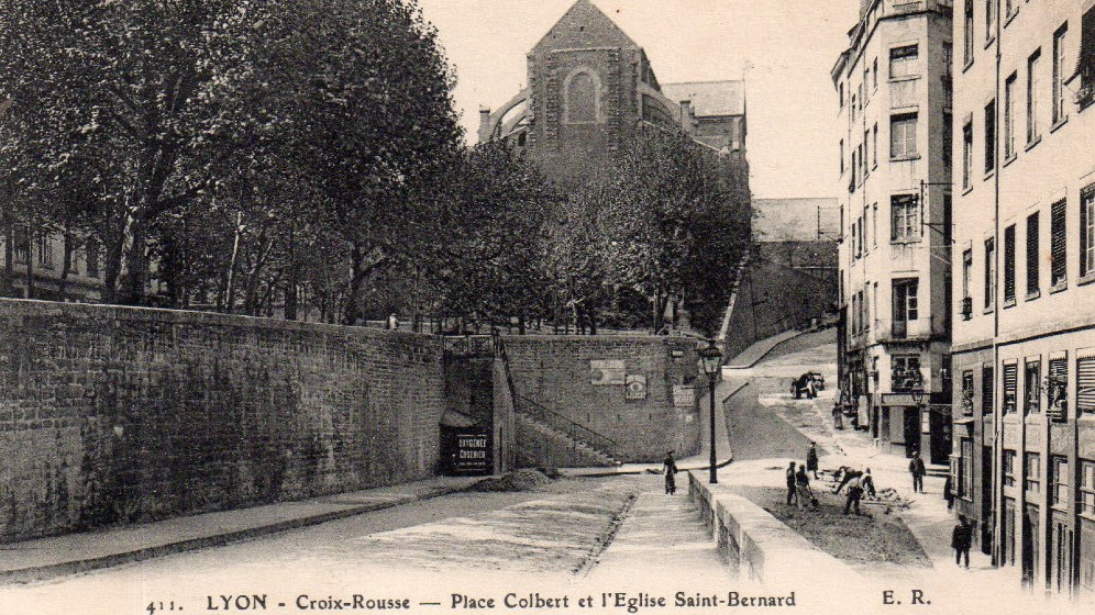 Place Colbert