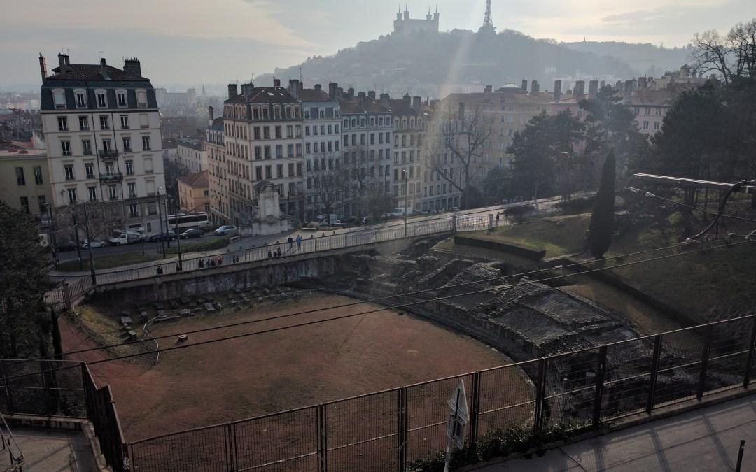 Amphithéâtre des Trois Gaules et Jardin des plantes