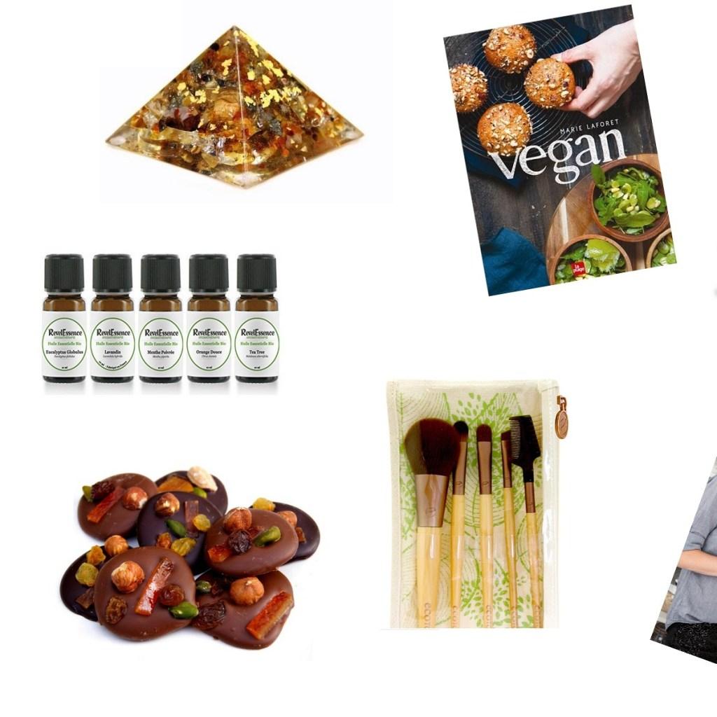 40 idées de cadeaux naturels, sains & écolo