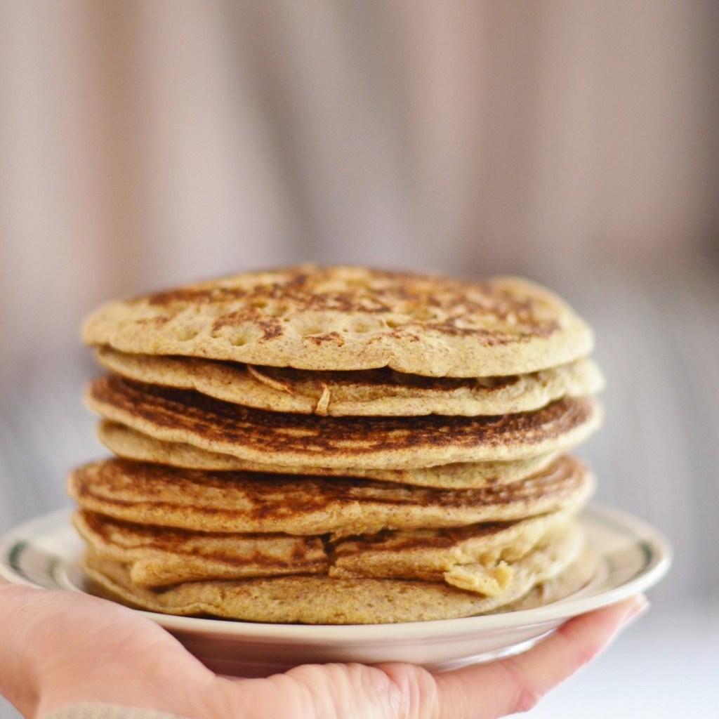 Pancakes au sarrasin (vegan & sans gluten)