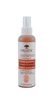 soin thermo-protecteur bio vegan Druide