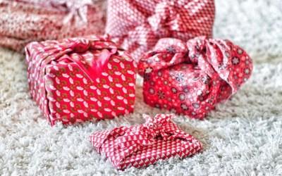 Le furoshiki – L'emballage cadeau écologique