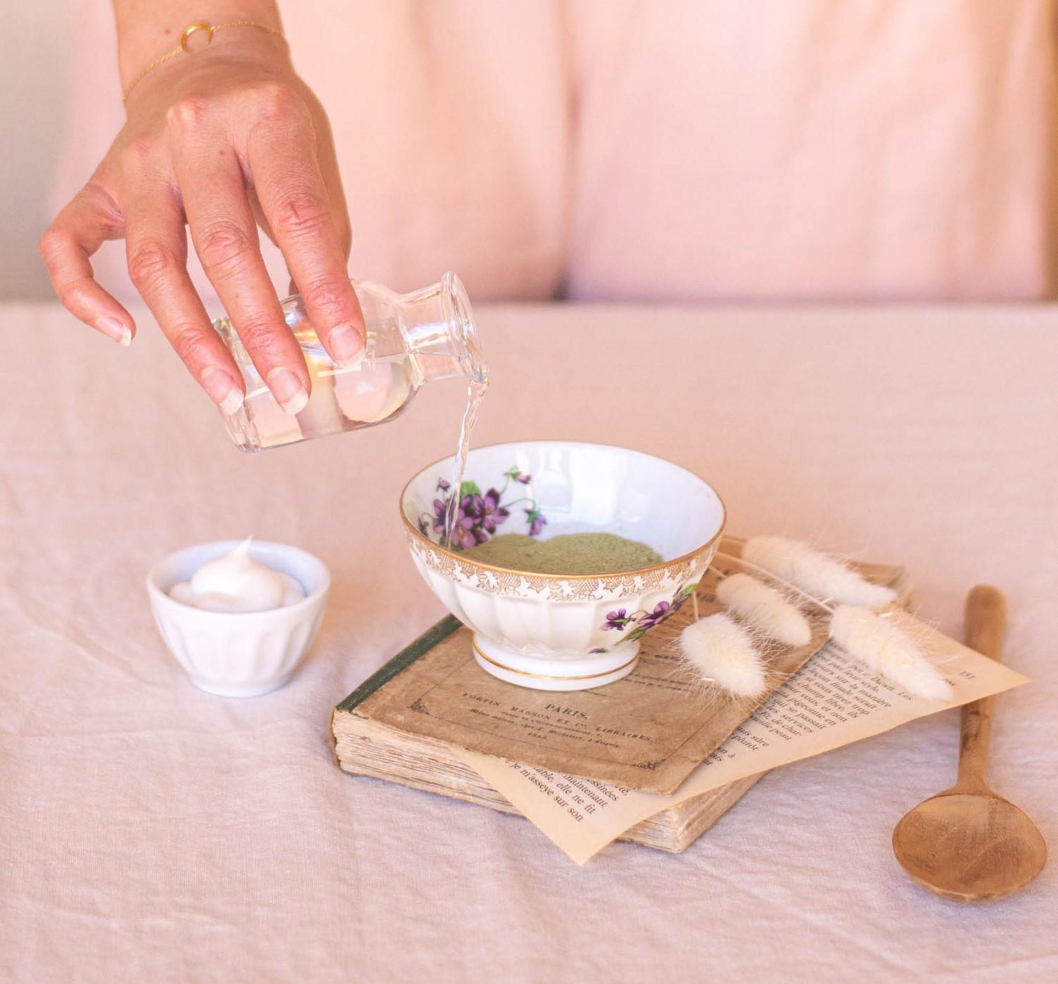 recette henné gloss pour cheveux