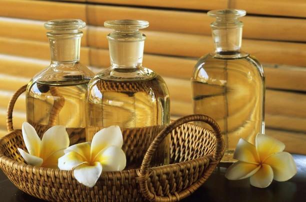 huile de monoï fleurs de tiaré