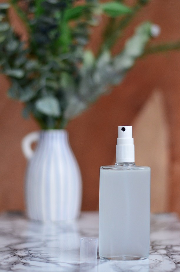spray naturel pour la maison