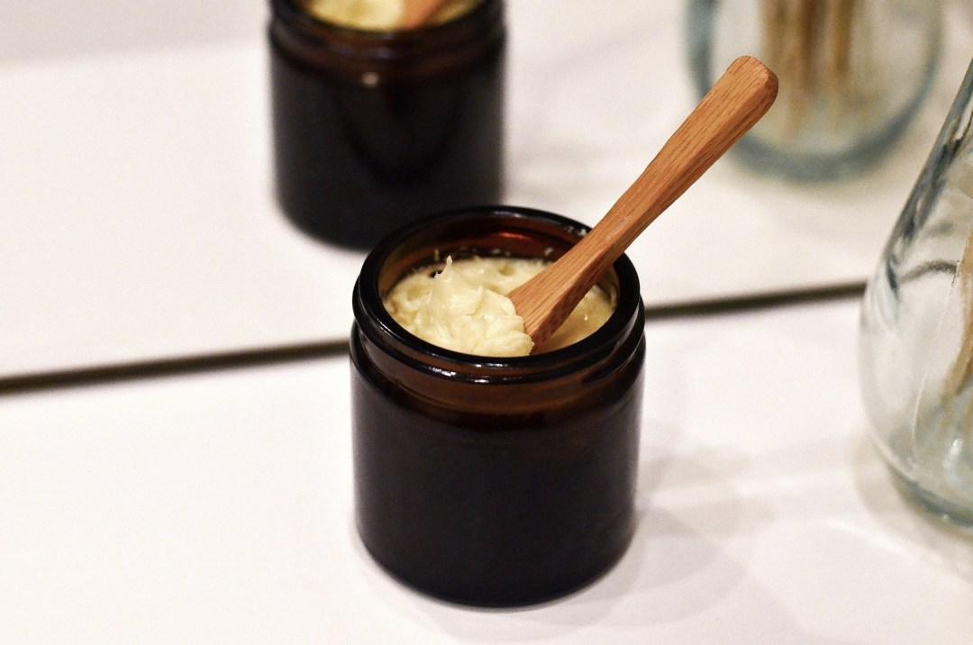 cold cream naturelle faite maison