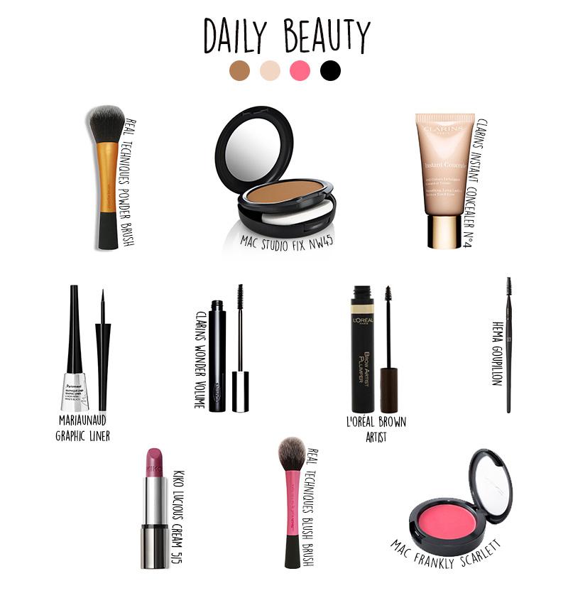 daily beauty_october