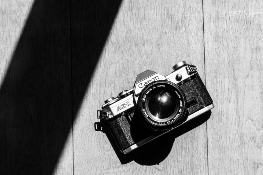 commencer la photographie
