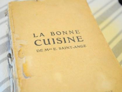 La bonne cuisine de Mme Saint-Ange
