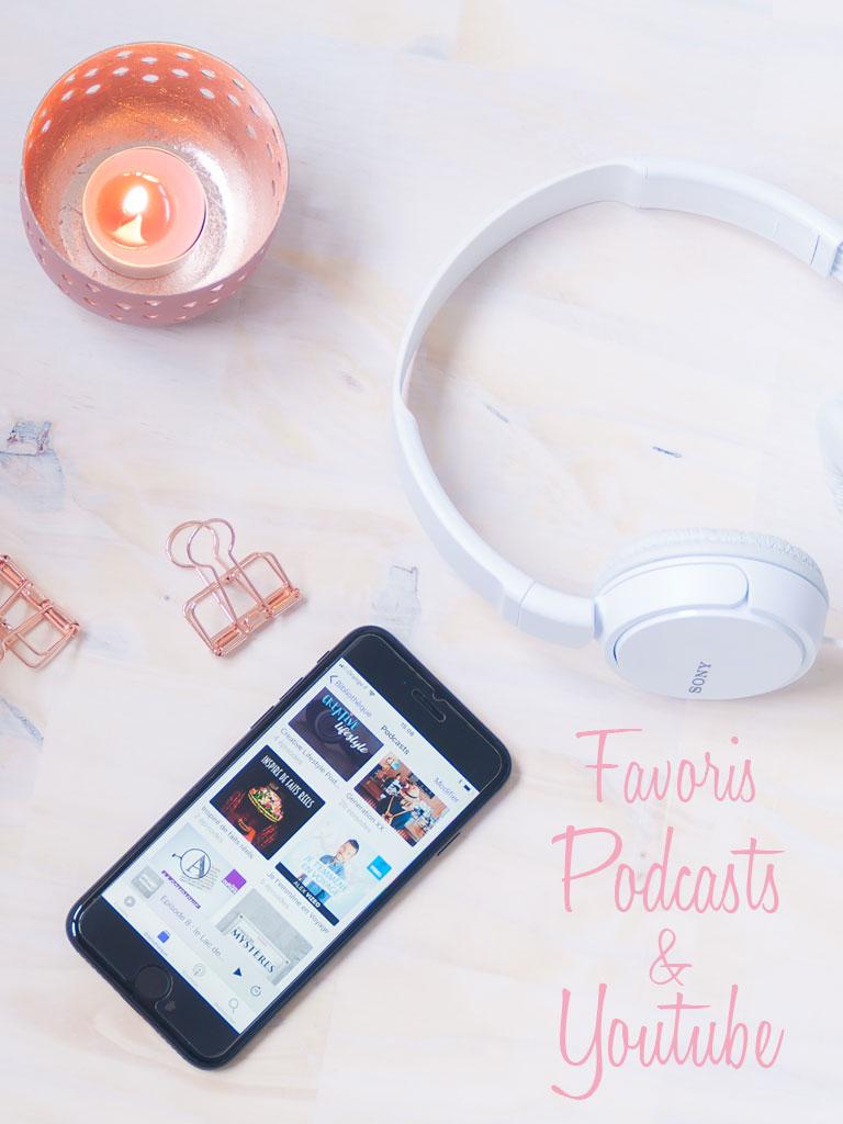 Mes podcasts et chaînes Youtube préférés - Les petites chozes