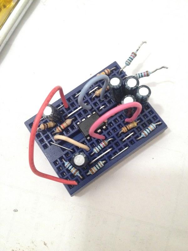 comment fabriquer un amplificateur