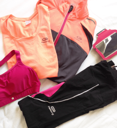Blog - sport - course - blog lifestyle - beauté and mode - sport - le havre - cook and co
