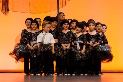 Groupe d'éveil (Gala 2014)