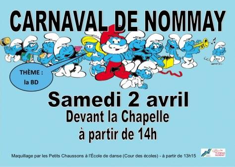 Affiche_carnaval_les_schtroumpfs
