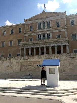 Athènes_parlement_1